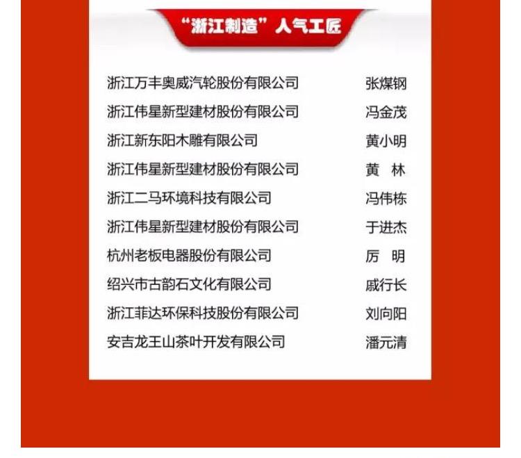 Zhejiang CHR Intelligent Equipment Co., Ltd.