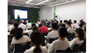 【畅尔学堂】大华注册会计师王海第为畅尔管理干部授课